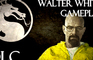 MKX Walter White DLC Gameplay Trailer