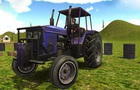 Tractor Parking License 3D
