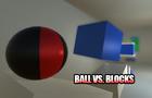 Ball vs. Blocks