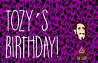 Tozy´s Birthday
