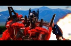 Transformers: The Stop Motion Series Official Teaser Trailer #1