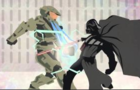 Masterchief Vs Darth Vader