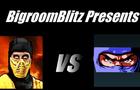 Ryu Hayabusa vs Scorpion