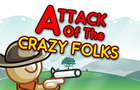 Attack of Crazy Folks by Cutepop