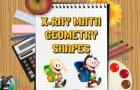 X-Ray Math Geometry Shapes