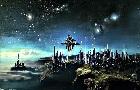 SCI-FI CITY IMAGE PUZZLE