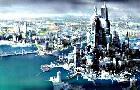 SCI-FI CITY IMAGE PUZZLE 2