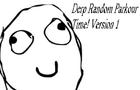 Derp Random Parkour Time! Version 1.0