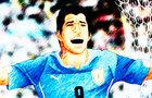 Luis Suárez / Uruguay 2 vs 1 Inglaterra