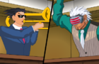 When Judge isn't Courtroom (When Mom isn't Home : Ace Attorney-Edition)