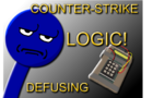 Counter-Strike LOGIC - Defusing the bomb