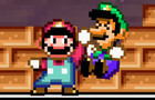 Mario vs Luigi (Power Star Style)