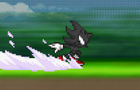 Dark Sonic vs. Dark Shadow...
