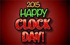 Clock Day 2015