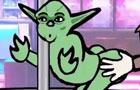 Gentlemen's Club Yoda