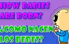HOW BABIES ARE BORN? // ¿COMO NACEN LOS BEBES?