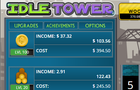 Idle Tower HTML5