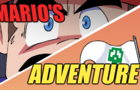 Mario's Adventure by HagenWolfhowl