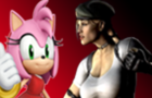 Amy Rose Vs. Sonya Blade (MK Vs Sega)
