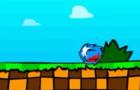 Sonic level animation