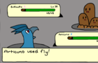 Articuno Used Fly