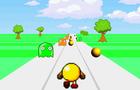 Pacman Dash 3D