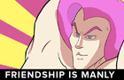 Friendship is Manly: Saddleship