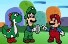It's a Stone, Luigi!