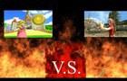 Princess Peach vs Sakura