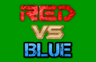 Red VS Blue - Football