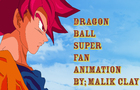 Dragon Ball Super Fan Animation W.I.P Ssg Goku vs Beerus