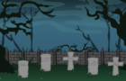Amazing Escape Grave Yard by selfdefiant