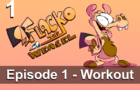 Flacko Accimations - Workout (PILOT episode)