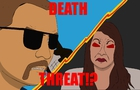 Anita Sarkeesian Death Threat!?