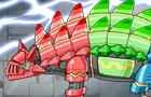 Dino Robot - Knight Ankylo