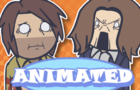 Game Grumps Animated: Zombie Burgers