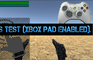 Pistol and Hammer Xbox pad Test