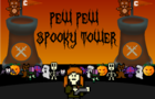 Pew Pew Spooky Tower