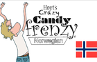 Hoyt's crazy candy frenzy: Norwegian candy