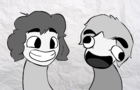 Game Grumps Animated : singing battle!