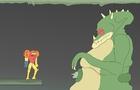Kraid's Lair | Metroid Prime Parody