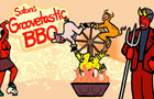 Satans Groovetastic BBQ - Music Video Animation Loop