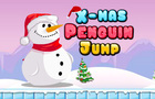 X-Mas Penguin Jump