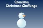 Snowman: Christmas Challenge