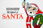 Doog Draws The Legend of Santa (Zelda Christmas Mashup)
