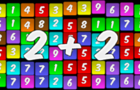 Two plus two: math puzzle game