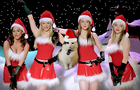 Jingle Bell Rock Sir Snowy Style