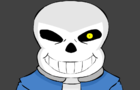 Undertale - Sans Final Battle