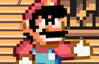 Mario Maker - Mario's level