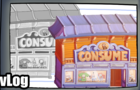Speed Painting of CONSUME Gift Shop